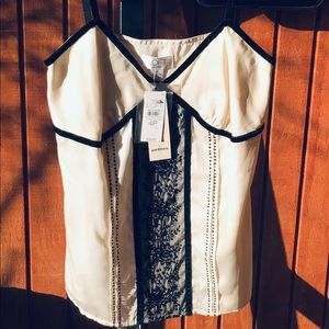 NWT Ann Taylor LOFT Camisole Too Size 4P